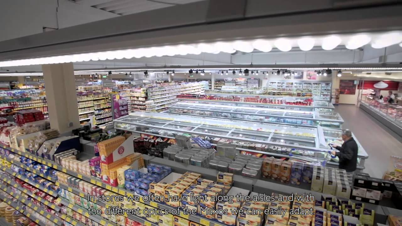 See What Lighting Can Do For Your Supermarket
