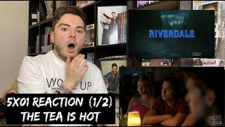 RIVERDALE - 5x01 'CLIMAX' REACTION (1/2)