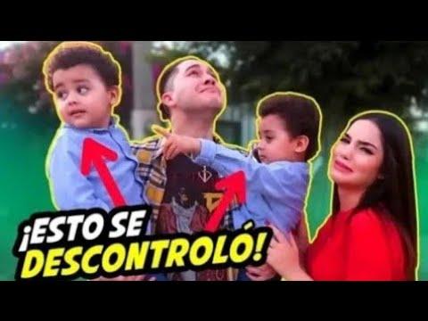 24 HORAS SIENDO PAPÁS DE GEMELOS 🤯 Kimberly Loaiza & Juan De Dios Pantoja