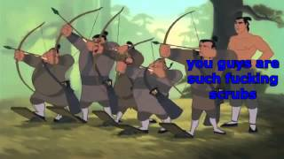 Mulan, af vermez