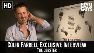 colin farrell exclusive interview the lobster