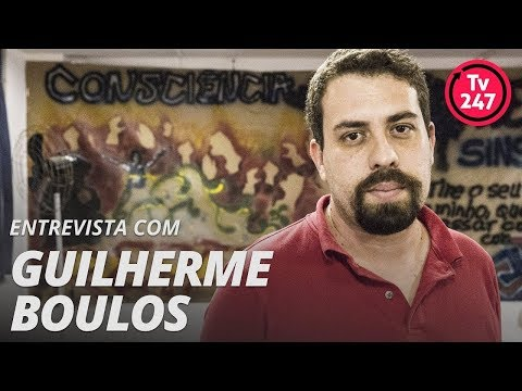 TV 247 Entrevista Guilherme Boulos (reprise)