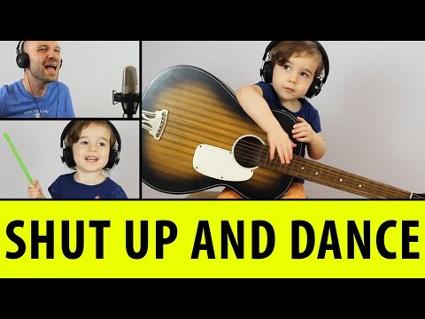 Shut Up and Dance (WALK THE MOON) | FREE DAD VIDEOS