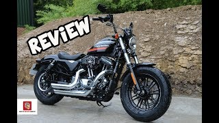 Sportster 48 Special First Ride 2018