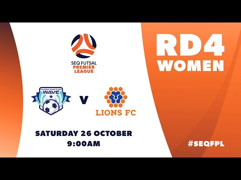 SEQ FPL Women's R4 – Sunshine Coast Wave Vs. Lions FC