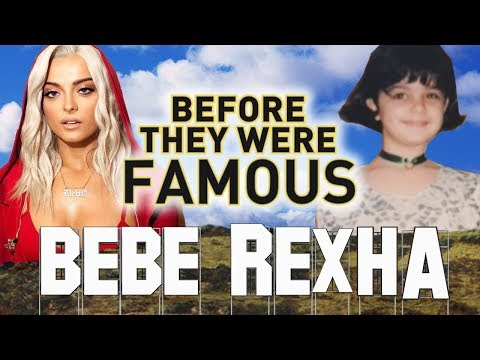 BEBE REXHA - Before They Were Famous - I Got You - Singer Biography