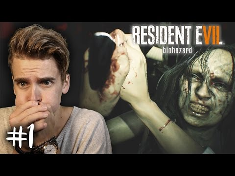 I ACTUALLY S**T MY PANTS | RESIDENT EVIL 7 #1