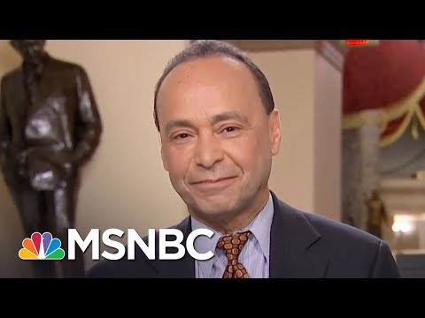 Luis Gutierrez: Dems Working With WH DACA Deal 'Collusion With Donald Trump' | MTP Daily | MSNBC