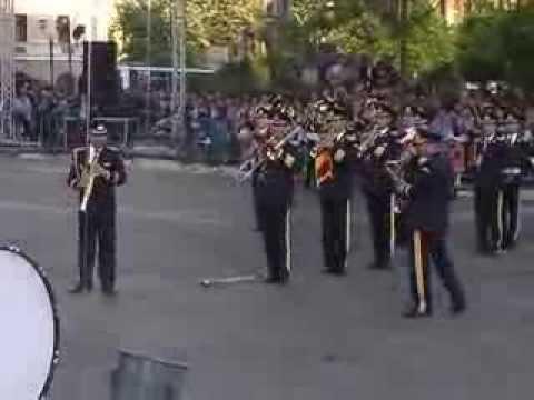 Muzica Militara a Regimentului de Garda-2007