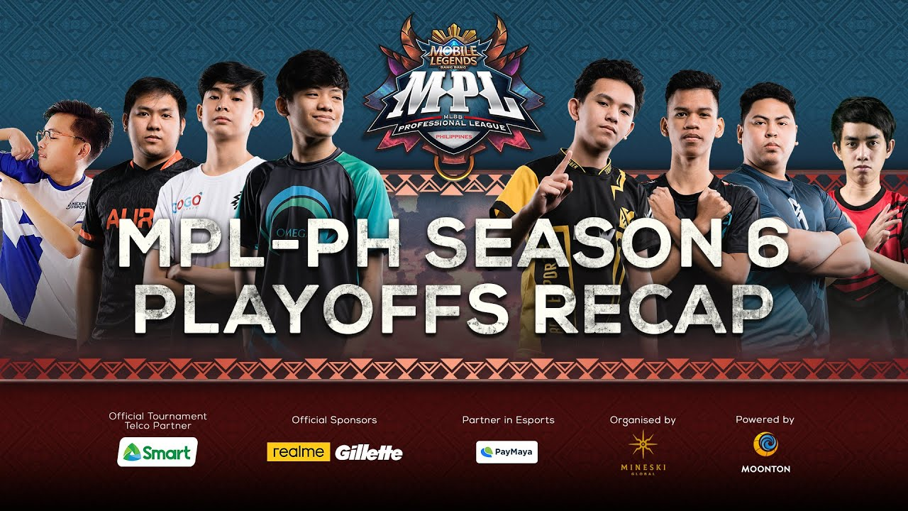 Weekly Highlights   Playoffs   MPL-PH S6