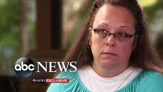 Kim Davis on Her Time in Jail, Her Newfound Notoriety