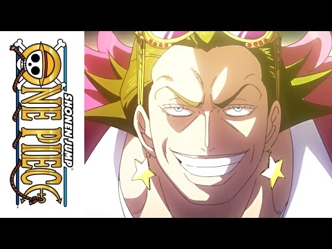 One Piece Film: Gold - Theatrical Trailer
