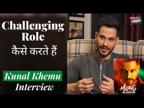 Malang Movie Me Challenging Character Kaise Kiya | Kunal Khemu Interview | #FilmyFunday | Joinfilms
