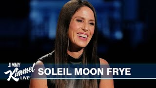 "Soleil Moon Frye on Capturing Her Life After ""Punky Brewster"" in Coming of Age Documentary Kid 90"