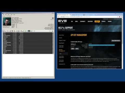 How to: Setting up and using Evemon and EFT.