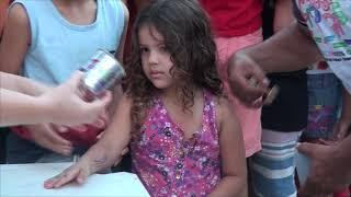 Bairro Luis Alves comemora 10 anos do Festival das crianças