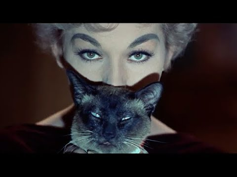 BELL, BOOK AND CANDLE ('59):  I'm Allergic To Your Cat