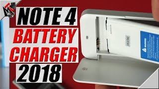 NOTE 4 in 2018- Spare Battery Charger Under $10