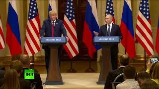 видео Путин и Трамп не смогли договориться по Крыму