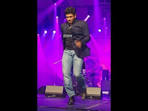 Puneeth Rajkumar Dance Performance at AKKA San Jose 2014
