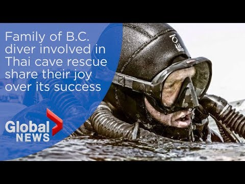Thailand cave rescue: The story of a Canadian diver's 7 missions and 63 hours inside