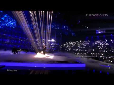 Carl Espen - Silent Storm (Norway) LIVE Eurovision Song Contest 2014 Second Semi-Final