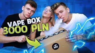 VAPE MYSTERY BOX ZA 3000 PLN | VAPETECHPOLAND
