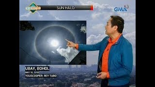 24 Oras: Weather update as of 6:55 p.m. (May 16, 2018)