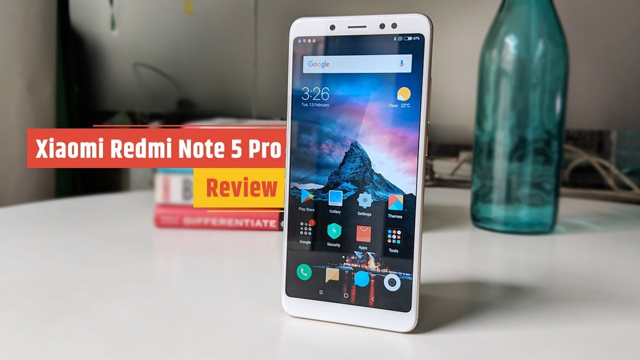 Xiaomi Redmi Note 5 Pro Review: Pros, Cons, Specifications & Price |  Digit in