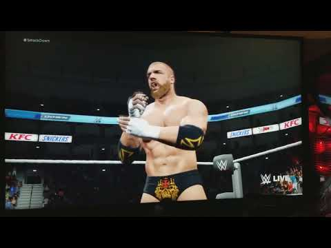 WWE 2K18 Nintendo Switch New Update 1.04