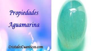 Propiedades Aguamarina - CristalesCuanticos.com