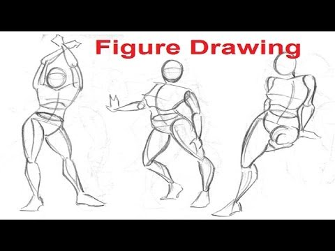 figure-drawing-lessons-1/8---secret-to-drawing-the-human-figure
