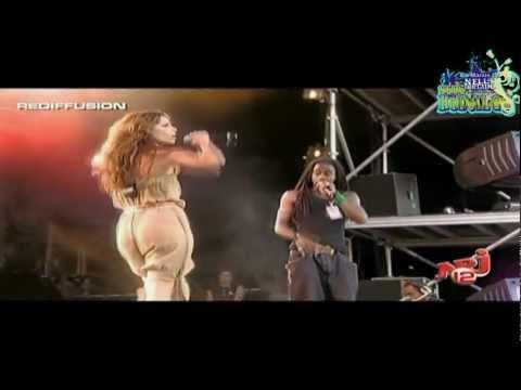 Nelly - Furtado - Maneater & Promiscuous - NRJ12 Live on Tour_(Monaco)
