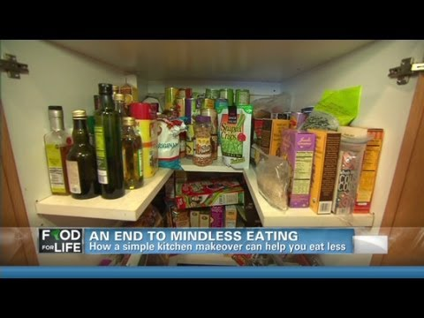 How to put an end to mindless eating
