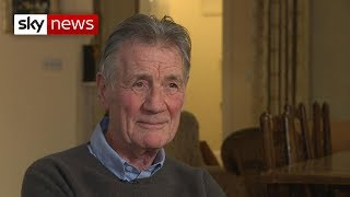Sir Michael Palin on Terry Jones