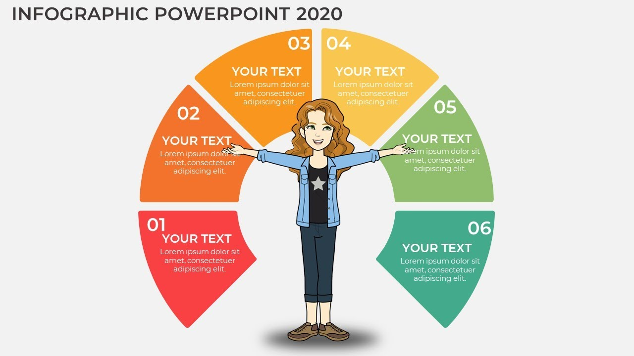 Hướng dẫn làm Infographic PowerPoint thuyết trình đẹp