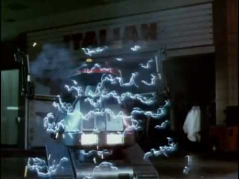 Chopping Mall - Mannequin Meat Shield