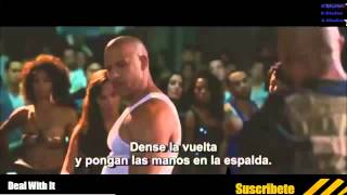 Deal With It Turn Down For What Toretto Rapido y Furioso