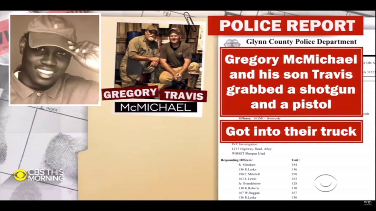 Ahmaud Arbery Murdered on Jog by Travis & Greg McMichael 911 Call + Cell Phone Footage #IRunWith