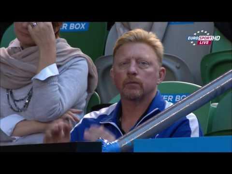 2015 - Australian Open - Finale - Novak Djokovic b Andy Murray 7/6(5) - (4)6/7 - 6/3 - 6/0