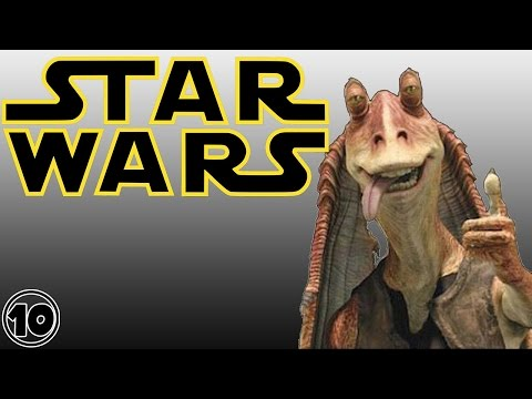 Top 10 Star Wars Best Characters Ever!