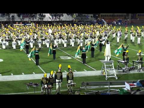 Adlai Stevenson High School Marching Patriots Victory 2012