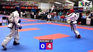World Championships Germany 2019: Final Sparring Male -63kg USA/BLR