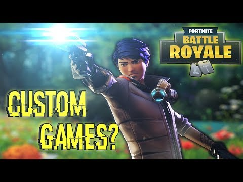 NEW GAMEMODE CUSTOM GAMES   COME CHILL AND TALK VERY INTERACTIVE  (Fortnite Battle Royale)