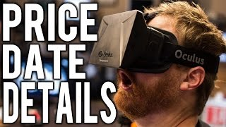 WE KNOW EVERYTHING! - Oculus Rift Details