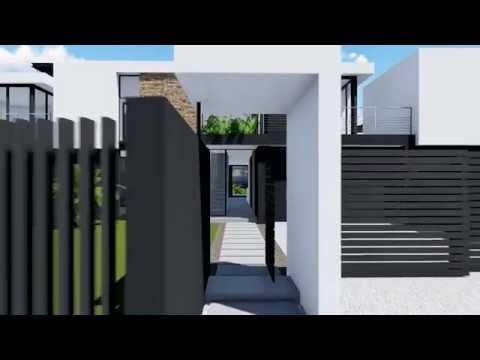 Karume Rd Dar Es Salaam BLOCK B. fly through Darryl Croome Architects
