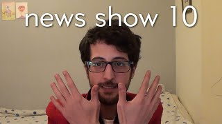 News Show 10 - BEST COMICS! NEW YORK VJLOG!