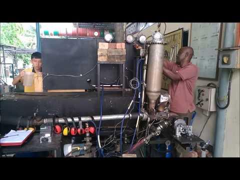 Vegetable oil blends with diesel (B50) running on micro gas turbine