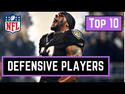 Top 10 Defensive Players in NFL History