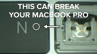 Gambar cover Apple's MacBook Pro Keyboard Replacement Won't Fix Your Laptop